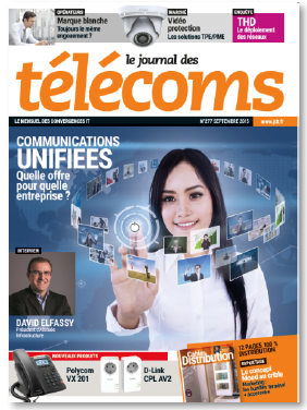JOURNAL DES TELECOMS  VERSION ON-LINE