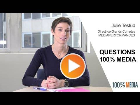 Julie Testud MEDIAPERFORMANCES