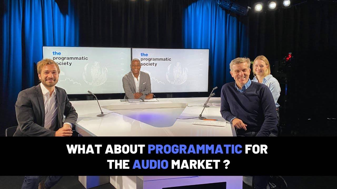 WHAT ABOUT PROGRAMMATIC FOR THE AUDIO MARKET ?