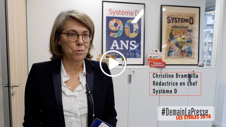 SYSTEME D - ETOILE ACPM 2018 - AUDIENCE ONE GLOBAL - PROGRESSION EN POURCENTAGE 2018 V1 VS 2017 V1